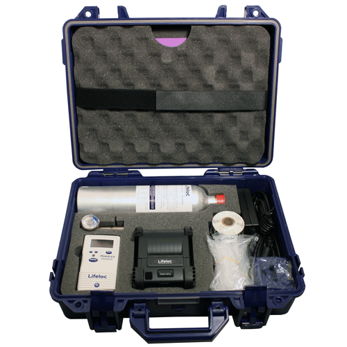 Alcohol: Lifeloc Phoenix 6.0 BT Evidential Alcohol Tester GK Kit