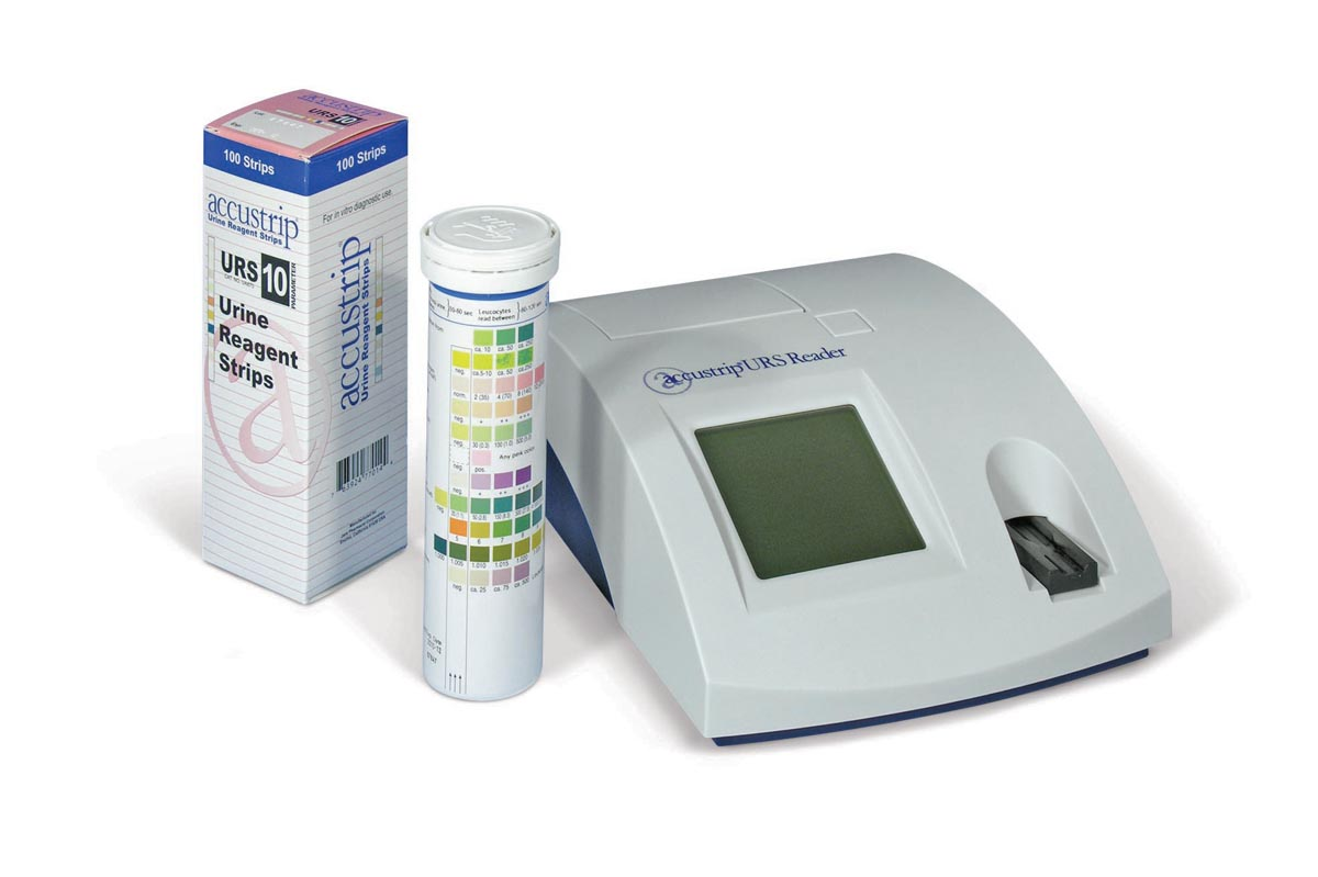 Urinalysis- Jant Reader/Analyser