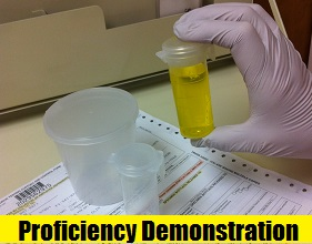 Training: Drug: DOT Urine Specimen Collector Proficiency Demonstration