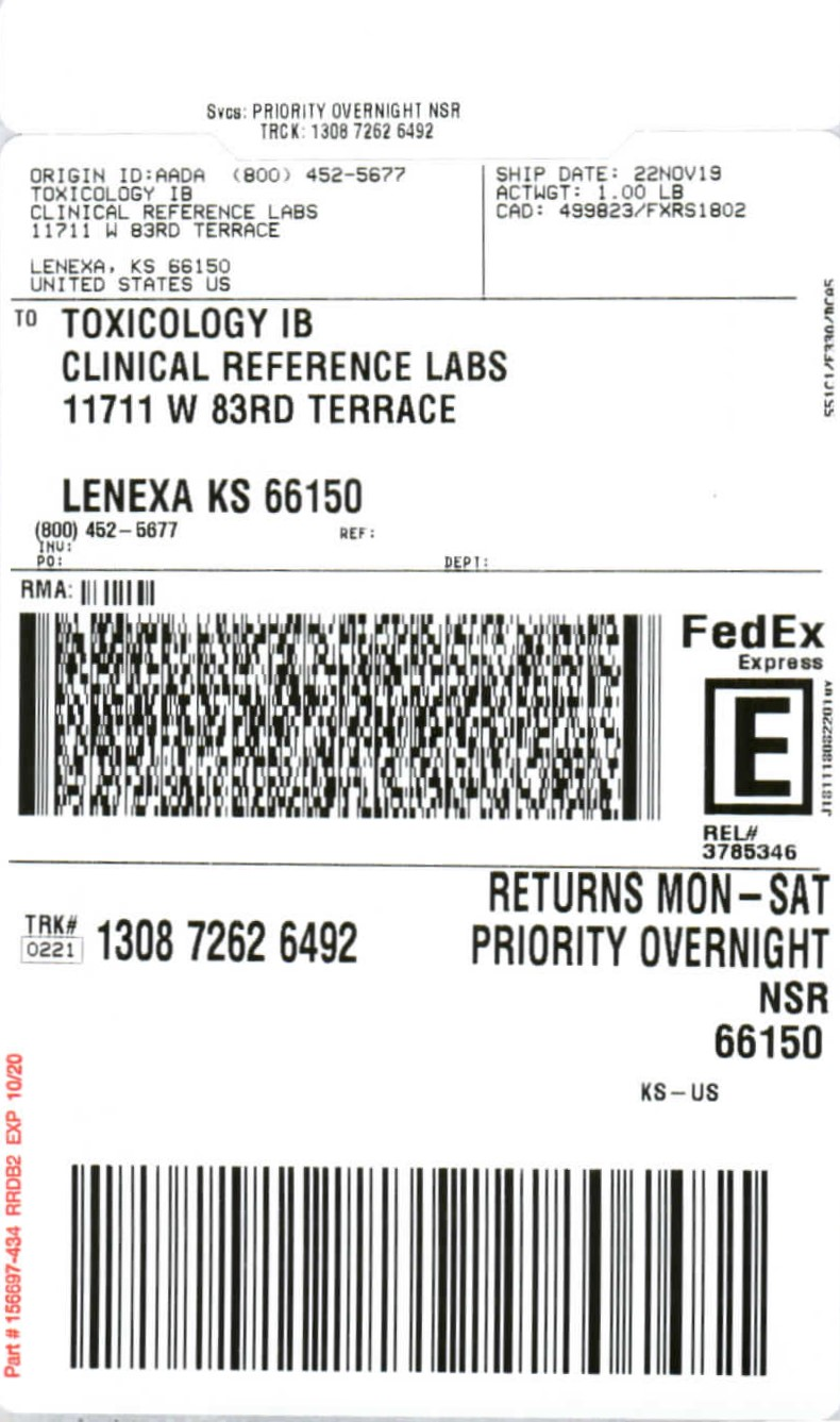 FedEx Shipping Labels