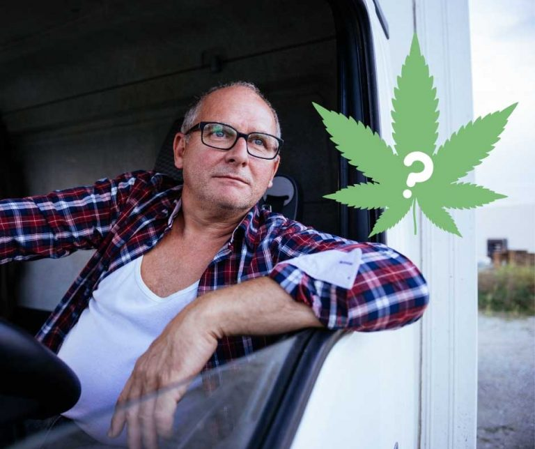 Are CBD Products An Issue For CMV Drivers?