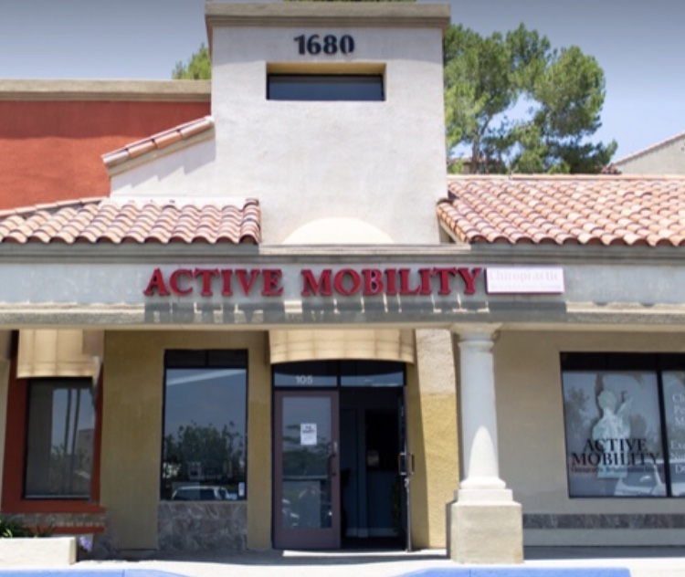 Active Mobility DOT exam location picture of front of building